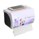 免打孔衛生間紙巾盒塑料廁所浴室廁紙盒防水抽紙盒卷紙紙巾架創意 降價兩天