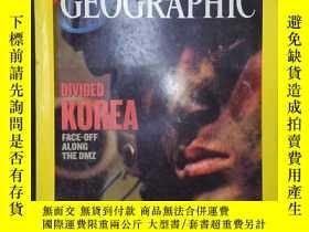 二手書博民逛書店National罕見geographic (july 2003)