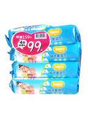 奈森克林 純水濕巾(70抽*4包入)【德芳保健藥妝】
