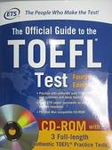 【書寶二手書T7/語言學習_FK4】The Official Guide to the Toefl Test_ETS