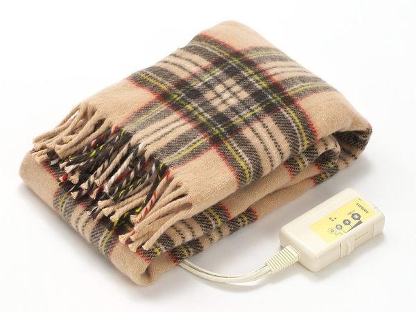 日本LIFEJOY電毯電熱毯恆溫防塵?120×62cm單人JBH121代購通販屋