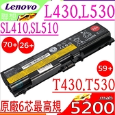 LENOVO T430 電池(原廠6芯最高規)-聯想 T430i,T530,T530i,70+,L430,45N1000,45N1011,42T4753,42T4763