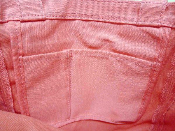 【震撼精品百貨】Hello Kitty 凱蒂貓~手提袋肩背包『橘底白線條大臉』