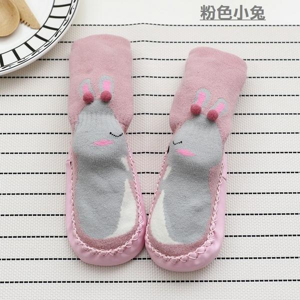 寶寶襪 立體動物造型 嬰兒襪 止滑襪 兒童棉襪 (11-13CM) CA1264 好娃娃