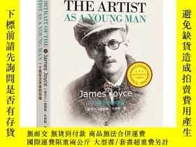 二手書博民逛書店A罕見portrait of the artist as a young manY180124 [愛爾蘭]詹姆