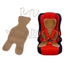 古典皇家小小熊透氣涼蓆-汽座/提籃/餐搖椅專用