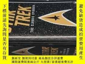 二手書博民逛書店星際迷航(精裝)罕見英文原版 Star Trek: The Cl