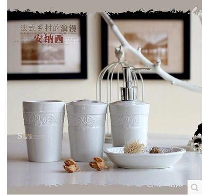 陶瓷衛浴四件套-TM511