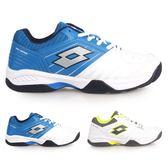 LOTTO 男T-TIUR 600全地形網球鞋(慢跑 網球 免運 ≡排汗專家≡