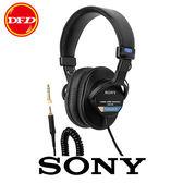 現貨 SONY MDR-7506 專業監聽耳罩式耳機 摺疊設計結構 黑色 公司貨
