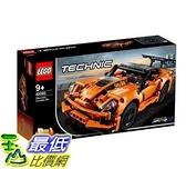 [COSCO代購] W125044 Lego 科技系列 Chevrolet Corvette ZR1