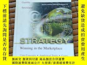 二手書博民逛書店Strategy:罕見Winning In The Market