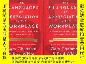 二手書博民逛書店the罕見5 languages of appreciation