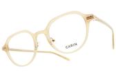 CARIN 光學眼鏡 JULES C2 (象牙) 韓星秀智代言 文青復古百搭款 # 金橘眼鏡
