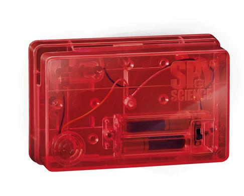 《4M科學探索》Spy Science -Intruder Alarm 間諜警報器╭★ JOYBUS玩具百貨