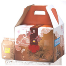 【如意檀香】【吉祥新山粉】淨粉 香粉 新山頭 檀香粉 10斤精緻禮盒裝