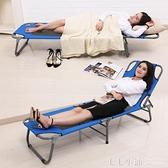 折疊陪護床單人床醫院 臨時床折疊 單人 拆疊床便攜式 B10三折床