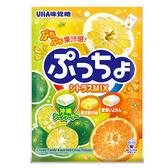 味覺糖普超軟糖-綜合柑橘味90G【愛買】