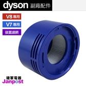 Dyson 戴森 副廠配件 V7 V8 SV11 SV10 全系列適用 HEPA 後置濾網 濾網 濾芯 建軍電器