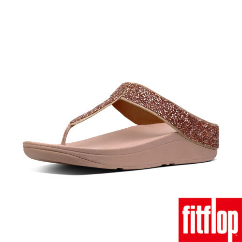 【FitFlop】FINO QUARTZ TOE-THONGS(裸膚色)