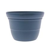 素陶盆6吋 (藍白混色) 6S