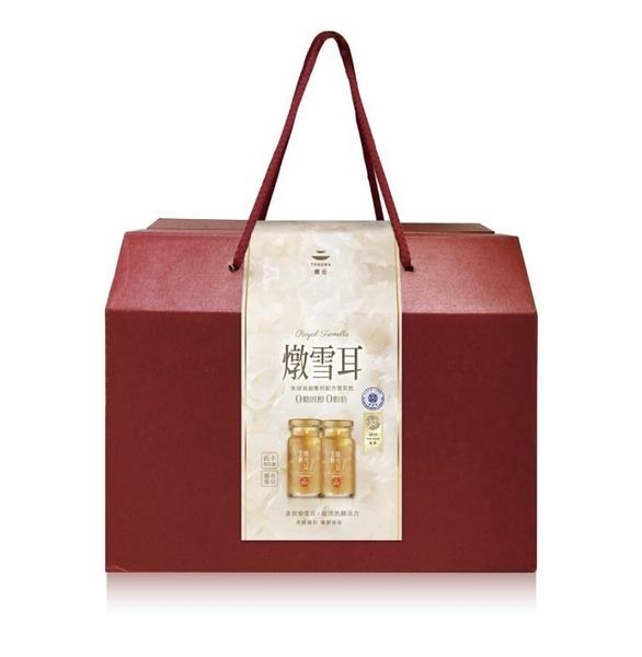 年節回饋【德合御膳】美纖燉雪耳六入禮盒*4盒