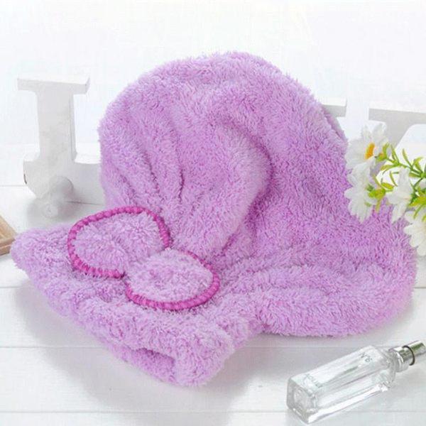 浴帽 成人女長發加厚淋浴兒童吸水洗澡洗頭 幹發帽包頭巾