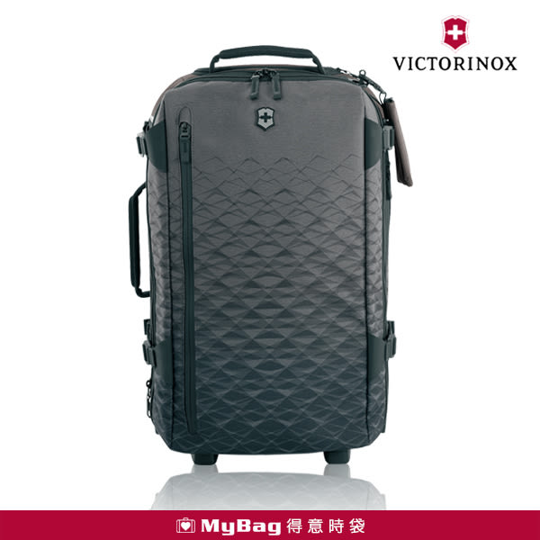 Victorinox 瑞士維氏 行李箱 VX Touring 拉桿旅行箱 登機箱 炭灰色 TRGE-604322 得意時袋