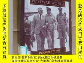 二手書博民逛書店AUSTRALIA罕見AND THE POSTWAR WORLD (Documents 1947) 英文原版16開