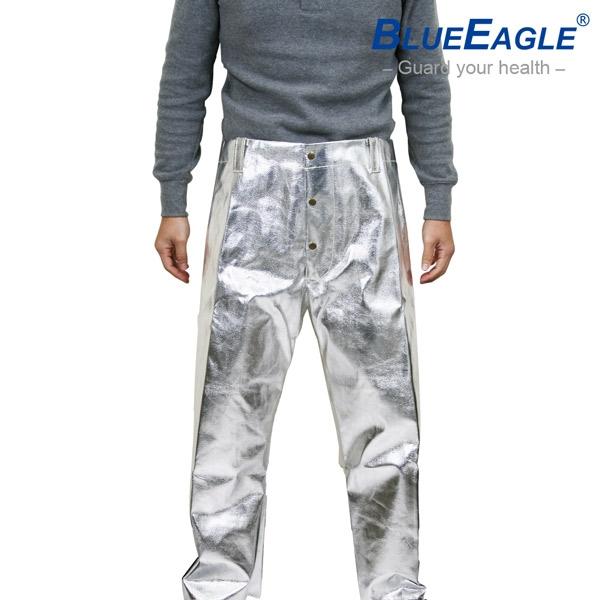 【醫碩科技】藍鷹牌 AL-3 防火長褲 耐熱防火/防熱水噴濺 適合高溫熔爐作業