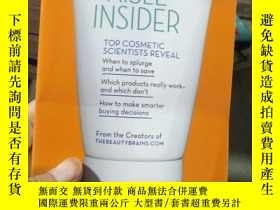二手書博民逛書店The罕見Beauty Aisle InsiderY15389