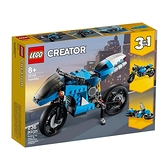 LEGO 樂高 CREATOR 創意系列 31114 超級摩托車 【鯊玩具Toy Shark】