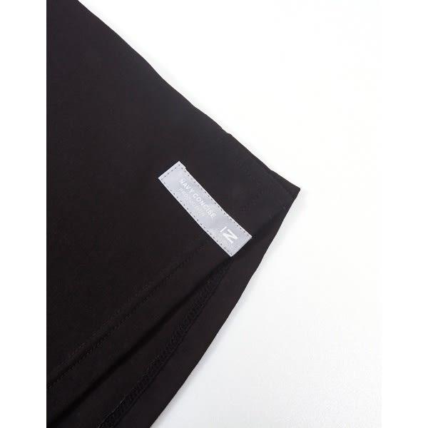 CACO-經典穿搭長版T(三色)-男【SNC041】