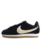 Nike WMNS Classic Cortez PREM [905614-008] 女鞋 運動 休閒 黑 米