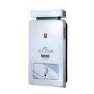 【南紡購物中心】櫻花【GH-1206N】櫻花12公升抗風熱水器水盤式
