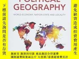 二手書博民逛書店Political罕見GeographyY256260 Colin Flint Routledge 出版20