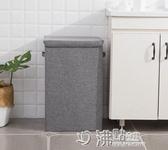 超大可水洗無味衣物收納籃 摺疊臟衣服收納桶布藝收納箱 沸點奇跡