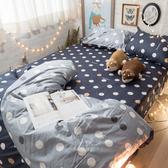 爵士圓舞曲 K3 King Size床包與新式兩用被5件組 100%精梳棉 台灣製