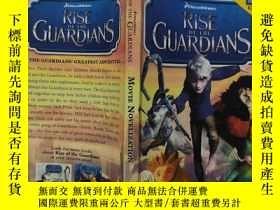 二手書博民逛書店rise罕見of the guardians 衛士的崛起Y200392