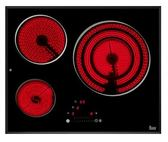 【甄禾家電】客林渥 TRS-635 60公分三口電陶爐