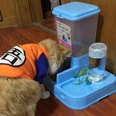 貓咪用品貓碗狗碗狗盆雙碗自動飲水狗狗用品寵物碗寵物自動喂食器