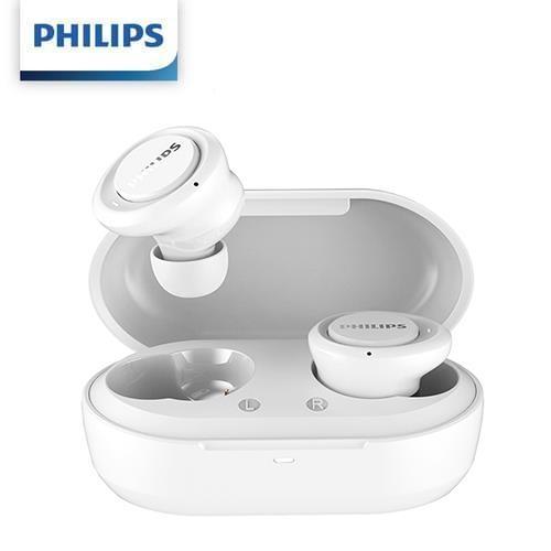 PHILIPS飛利浦 TAT1215WT/97無線藍牙5.1耳機 白色
