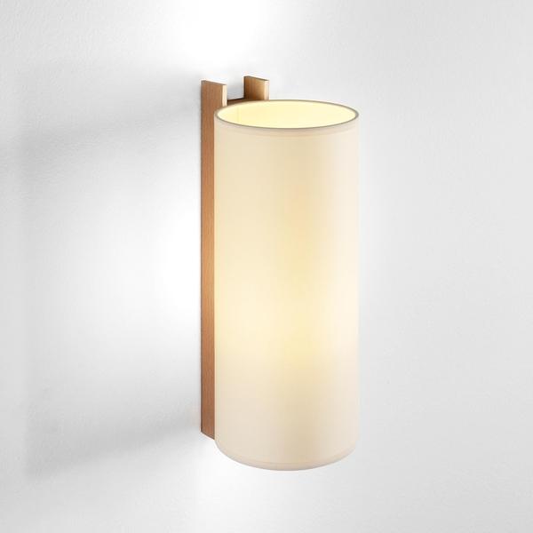 西班牙 Santa & Cole TMM Wall Lamp 時光系列 復古風格 壁燈(Largo 款 W15xH34cm - 米色燈罩)