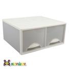 KEYWAY 白色抽屜整理箱 32L 型號K098-2