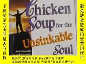 二手書博民逛書店原版罕見Chicken Soup For The Unsinka