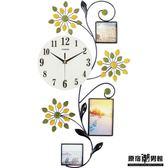 一紅鐘表 掛鐘 客廳 個性 創意 時鐘 現代 時尚 掛表 簡約大氣 家用石英鐘