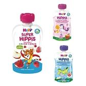 【任8包贈造型製冰盒】喜寶HiPP生機水果趣/果泥/果汁100g(3款可選)