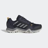 Adidas Terrex Ax3 Gtx [G26577] 男鞋 戶外 登山 防水 輕巧 耐用 透氣 愛迪達 黑灰