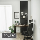 牆面收納 收納壁板 收納牆 牆面裝飾【G0081】 inpegboard 頂天立地洞洞板60X270 韓國製 完美主義