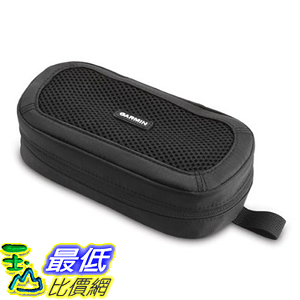 [美國直購] Garmin 010-10718-01 GPS收納盒 Carrying Case 適用 FORERUNNER,FR60,EDGE,APPROACH S1